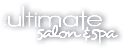 The Ultimate Salon & Spa logo