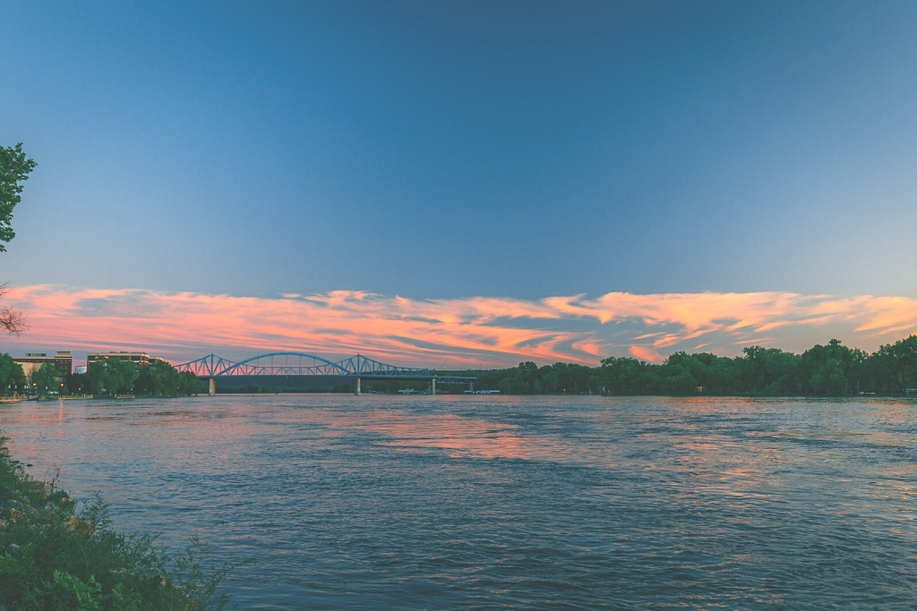 Bridge in La Crosse
